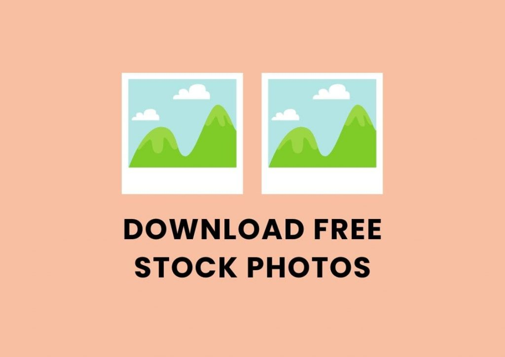 where to download free stock photos