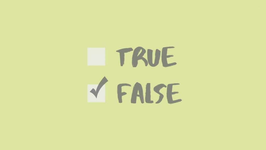 Private practice misconceptions