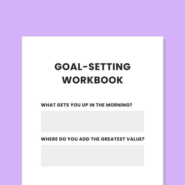 Private practice goal setting workbook practicelab