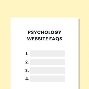 practicelab psychology website faq workbook