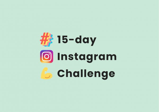 15 day private practice instagram challenge