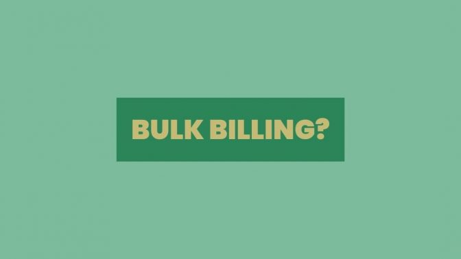 Private practice psychologist bulk billing telehealth