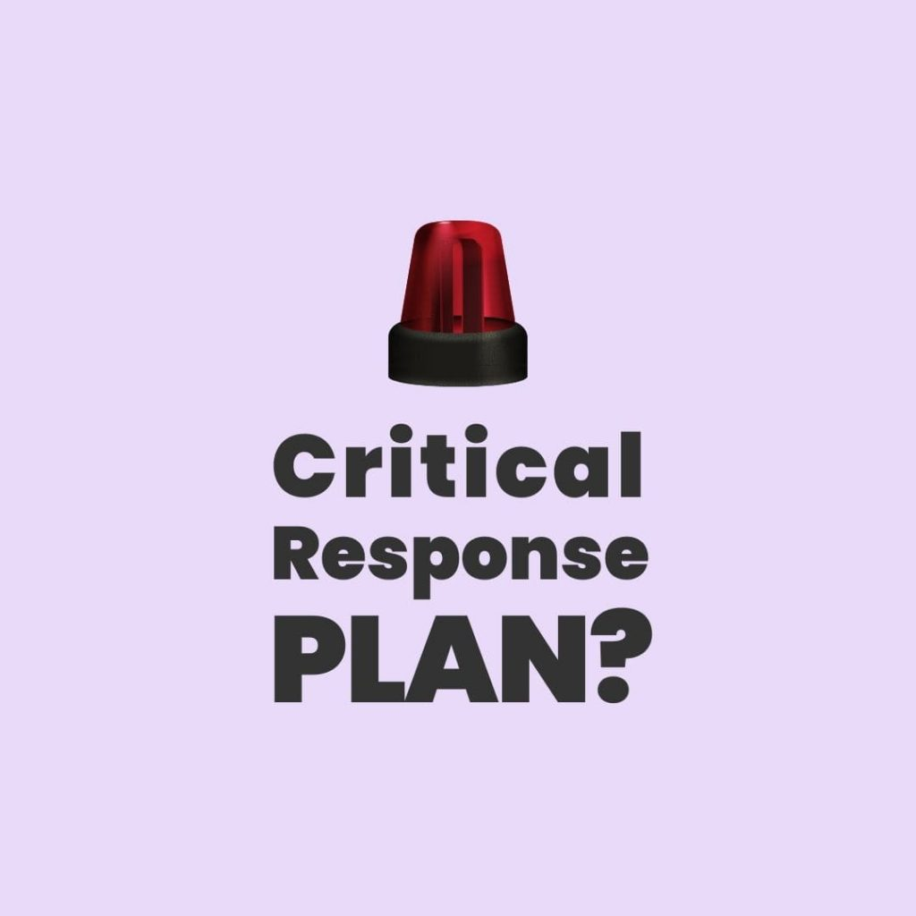 private practice covid19 critical response plan