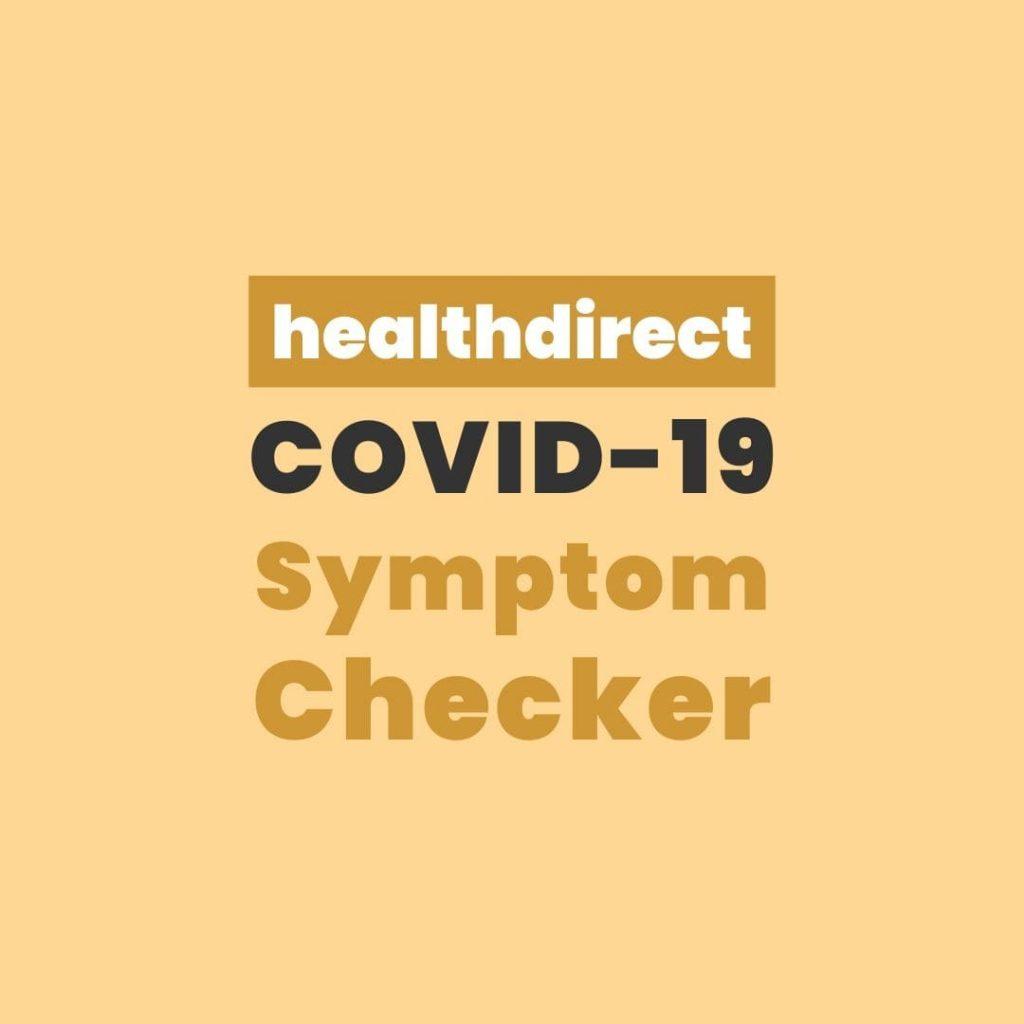 healthdirect covid19 symptom checker